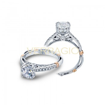 Verragio Parisian Collection Engagement Ring D-101M-GOLD