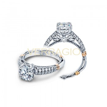 Verragio Parisian Collection Engagement Ring D-115-GOLD