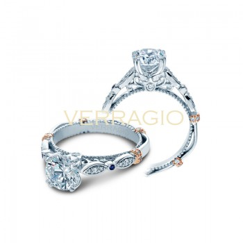 Verragio Parisian Collection Engagement Ring CL-DL-100-GL