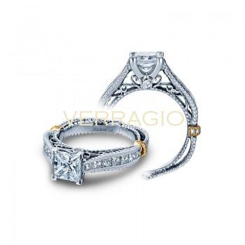 Verragio Channel Set Diamond Engagement Ring